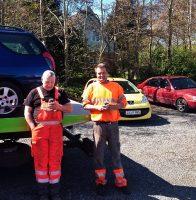 chauffører vejhjælp