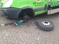 dækskift autoassistance